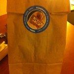 Breakfast Bag (free)