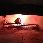"""Mario's Pizzeria """"Wood Oven"""" is getting ready..."""