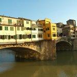 famous Ponte Vecchio
