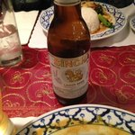 Thai beer is awesome!