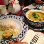 Yellow Curry w/ chicken