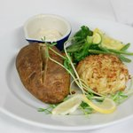 Famous Schaefer's Crab Cake