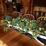Breakfast Table - Spring Decor
