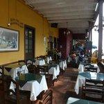 Bajada: Restaurant Toto´s leer