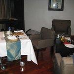 Room Service in Junior Suite