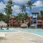 Caribe hotel and pool
