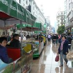 Nanjing Rd shopping area