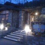 Entrée Grotto Broggini