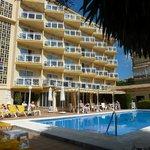 Hotel pool area (3)