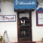 L'Hirondelle Restaurant
