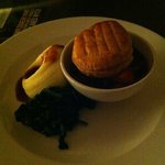 Oxtail Pie for Main