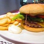 Luna Burger Foto