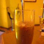 Vietnamese Iced Coffee. Amazing.