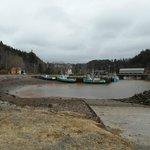 Harbor  at St. Martins low tide