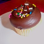 Billy's Bakery Cupcake - Yummmmm!!!!