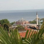 Small Hagia Sophia and Marmara Sea View From Terrace