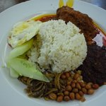 Nasi Lemak Antarabangsa Image