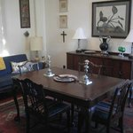 Upstairs Dining Room