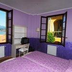 """""""Violet"""" room"""