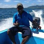 Bosori on snorkelling trip