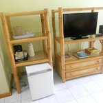 furniture in the room