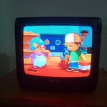 Televisor de la Habitacion