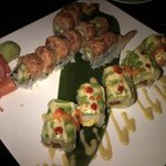 Red Lobster and April Rolls