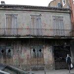 Preservation Hall facade