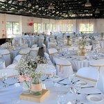Bluegum Country Ballroom Wedding Reception