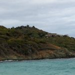 """One of the """"nicer"""" houses on Mustique"""