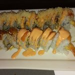 Kamikaze and Denver rolls. Delicious