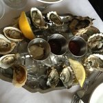 $1 each oysters