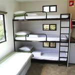 Standard Cabin 1 Interior / Living & Bunks