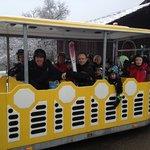 ski train to super pleney