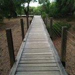 Private walkway to the beach.