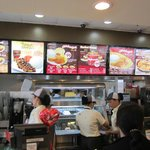 There's a Jollibee linked to the Mall
