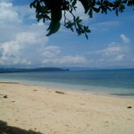 Isla Jardin del mar-Gumasa Beach