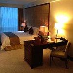 room in 43rd floor