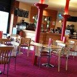 Cafe Bar Seating