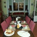 salle de déjeuner