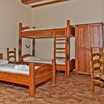 six-bedded room