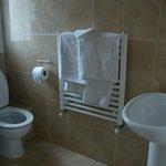 Cuarto de baño totalmente reformado