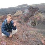 Экскурсия к вулканам