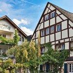 Aussenansicht Hotel Brauneberger Hof