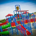 East Midland's Biggest outdoor water park