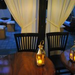 Moroccan Garden Lounge