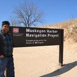 Muskegon Harbor