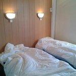 Las 2 mini-camas