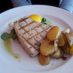 Chargrilled Swordfish special