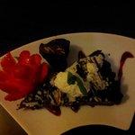 Chocolate Coconut Cheesecake